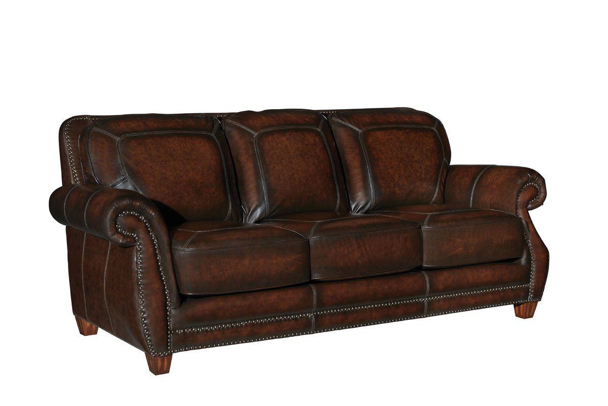 Outstanding Arredondo Leather Sofa Living Room Sofa Leather Sofa Machost Co Dining Chair Design Ideas Machostcouk