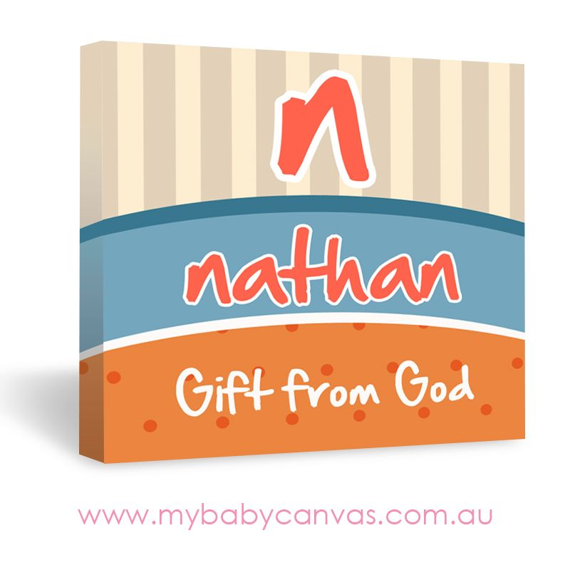 Nathan baby name meaning my baby canvas square my baby nathan baby name meaning my baby canvas square negle Choice Image