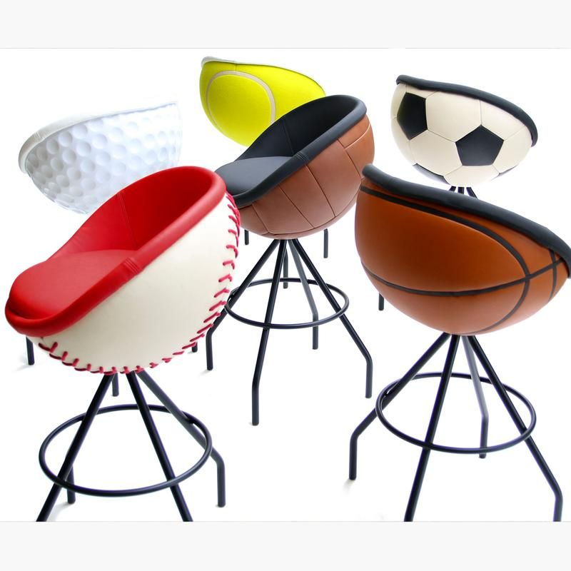 Hattrick Football Barstool in 2020 Bar stools, Counter