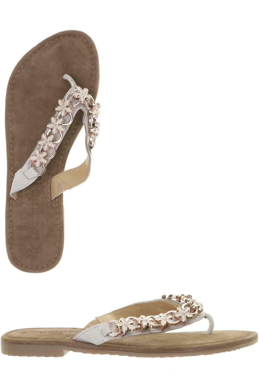 Tamaris Sandale Damen Sommerschuhe Sandalette Gr De 39 Leder Weiss Ea6a7c5 Sommerschuhe Damen Ideas O Sommerschuhe Damen Sommers Fashion Shoes Flip Flops