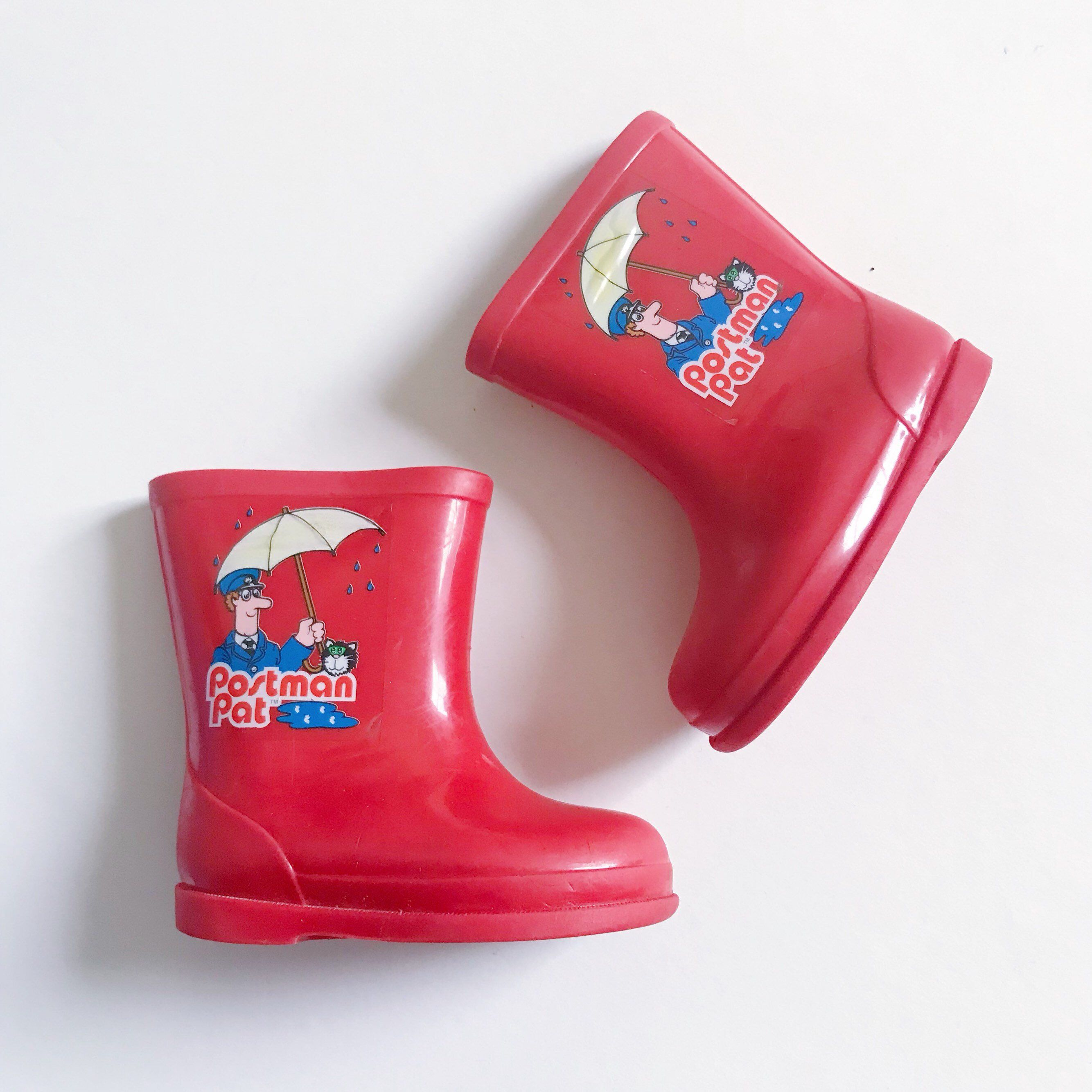 Vintage toddler wellies wellingtons by