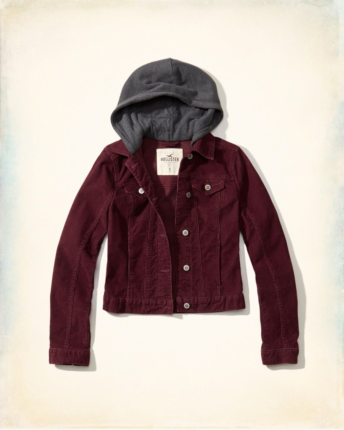 hollister jackets clearance