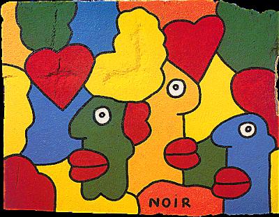 Kim & Karen: 2 Soul Sisters (Art Education Blog): The Art of Thierry ...