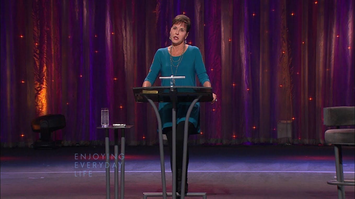 Joyce Meyer — How to Stand Strong in Every Season of Life — FULL