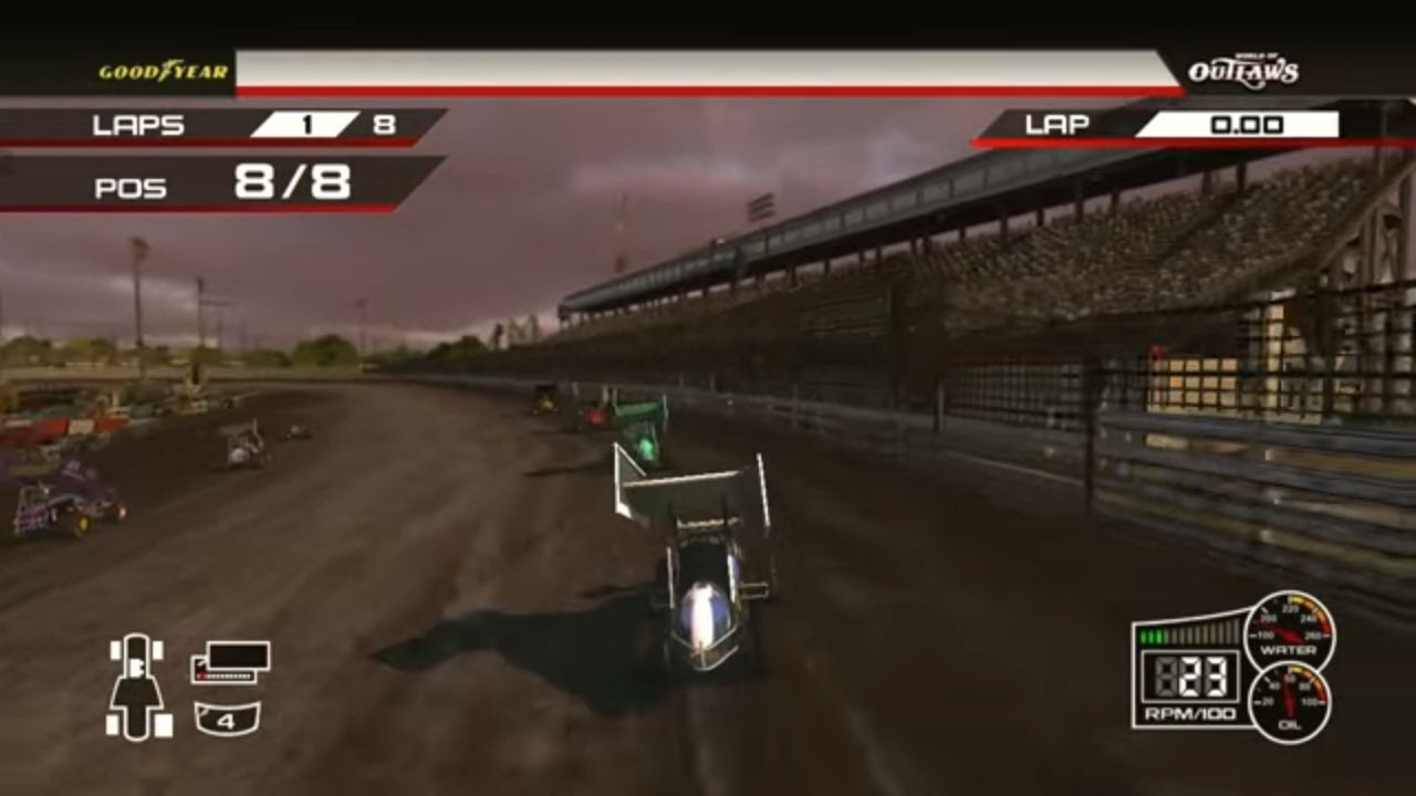 2017 BACKLOG HAVE YOU PLAYED THIS GAME? WORLD OF OUTLAWS