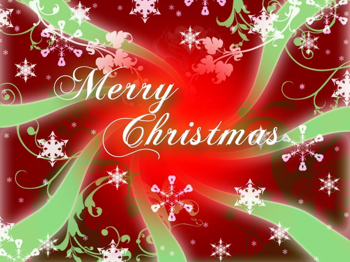 May Each Of You Have A Merry Christmas And A Blessed New Year As You Reflect