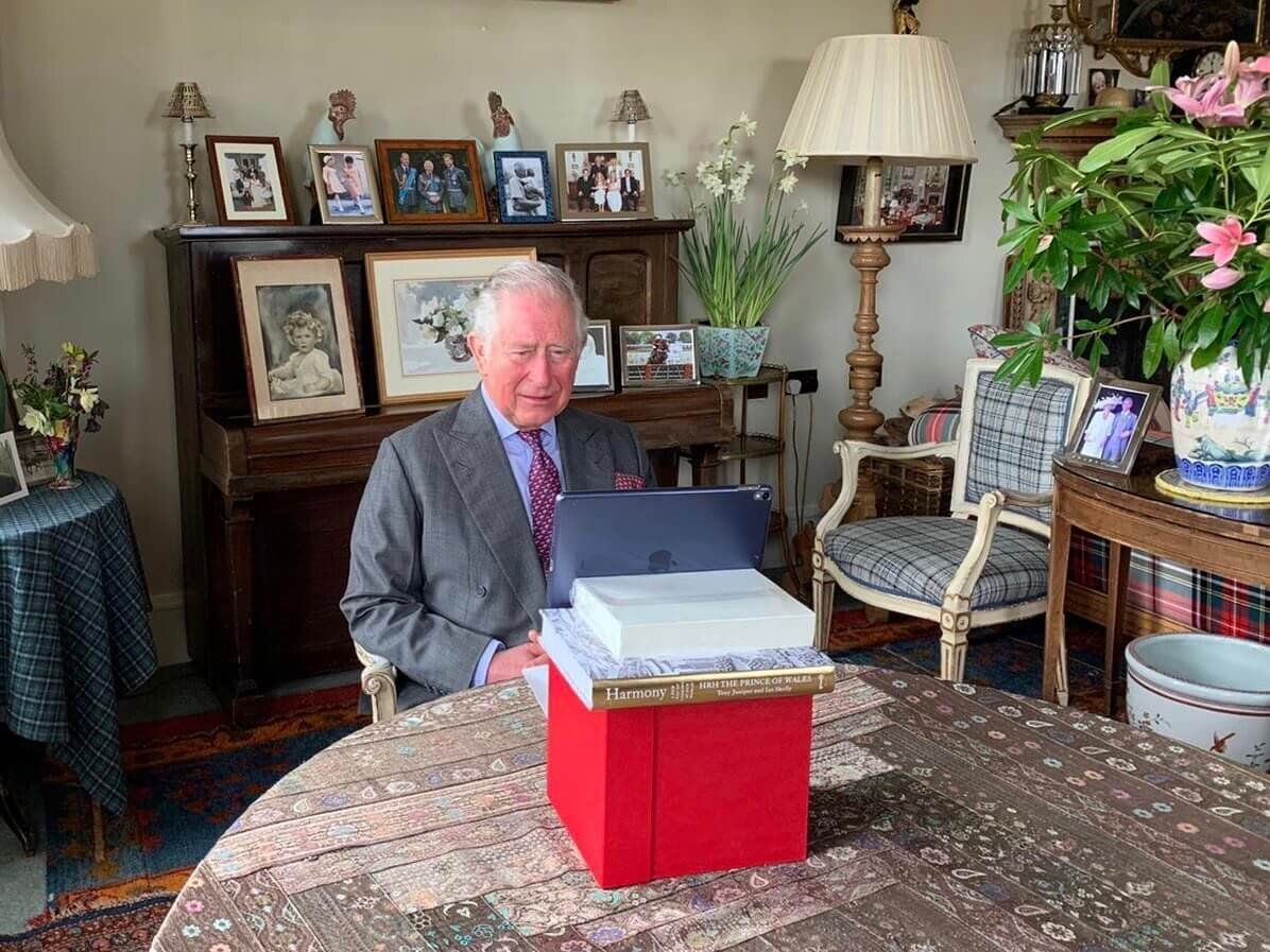 Prinz Charles Rätsel um geheimnisvolles Foto Prinz