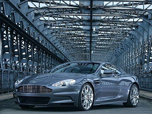 James Bond 2008 Aston Martin Dbs Design Made In Great