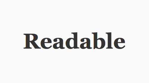 Readable: A Plugin for Creating Readable Paragraphs