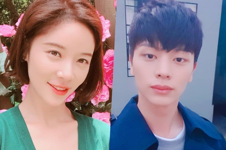 Hwang Jung Eum And Yook Sungjae In Talks For Webtoon-Based Drama