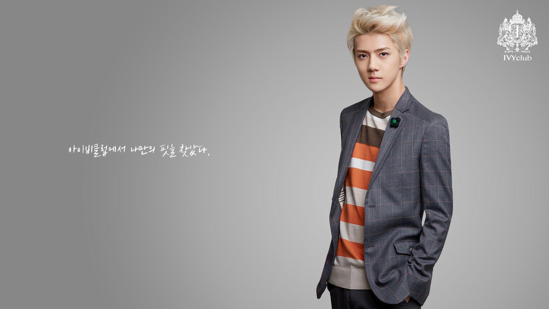 Exo sehun, Exo wallpaper hd ...