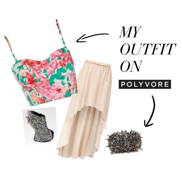 """on Polyvore"