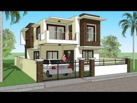 Home Design Plans Indian Style 3d house design Online Indian House Plan Design