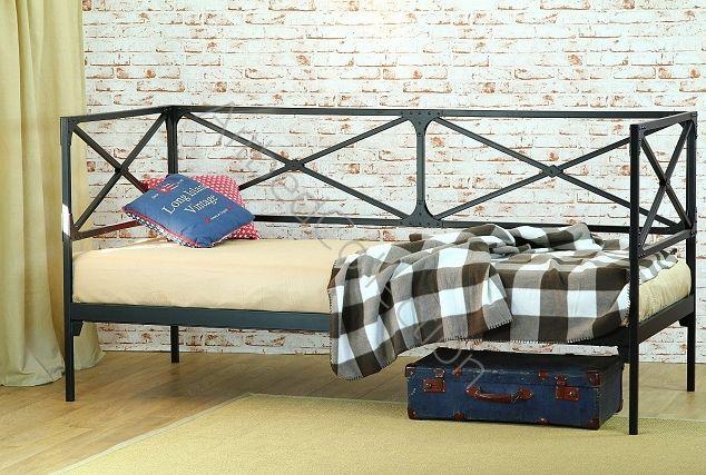 Sofa Metalowa Industrialna Loft Ze Stelażem Flex 35