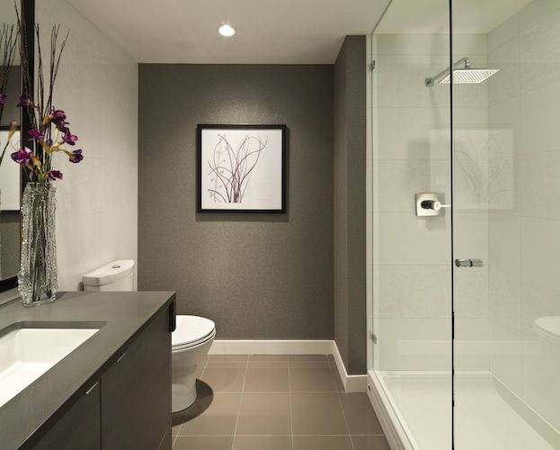 6 Design Ideas To Make The Most Of Your Small Bathroom Bathroom Design Small Bathroom Colors Bathrooms Remodel