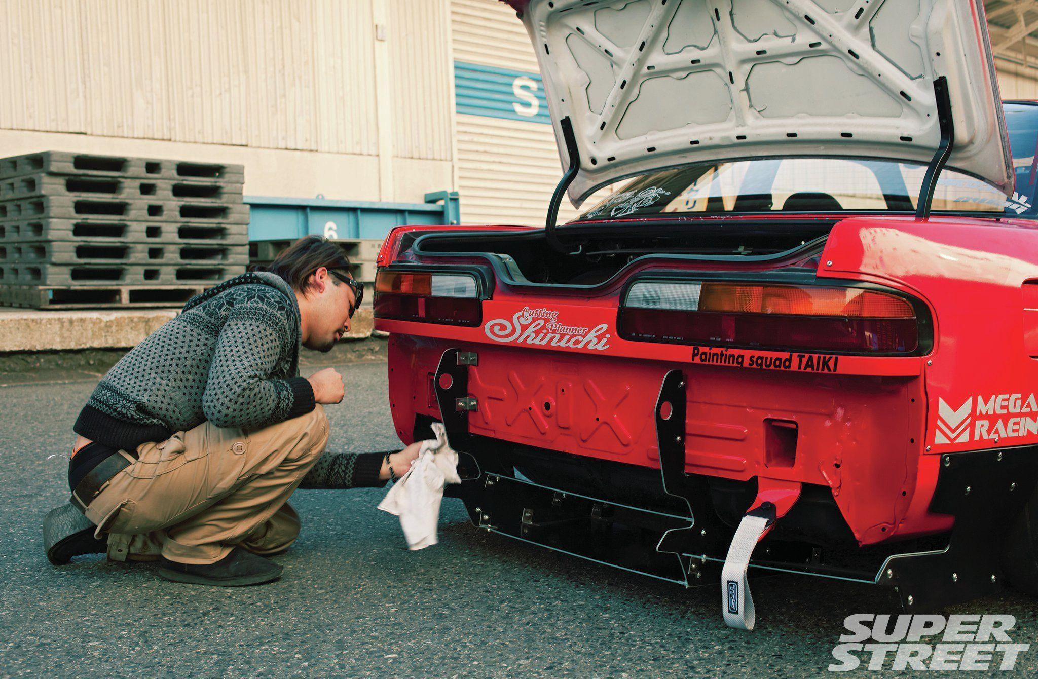 Http Image Superstreetonline Com F 71782440 W H Q80 Re0 Cr1 1990 Nissan Silvia S13 Rocket Bunny Rear Diffuser 04 Jdm Nissan Silvia Jdm Cars
