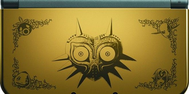 Best Buy is canceling some preorders for the Limited Edition Zelda New 3DS XL • Load the Game