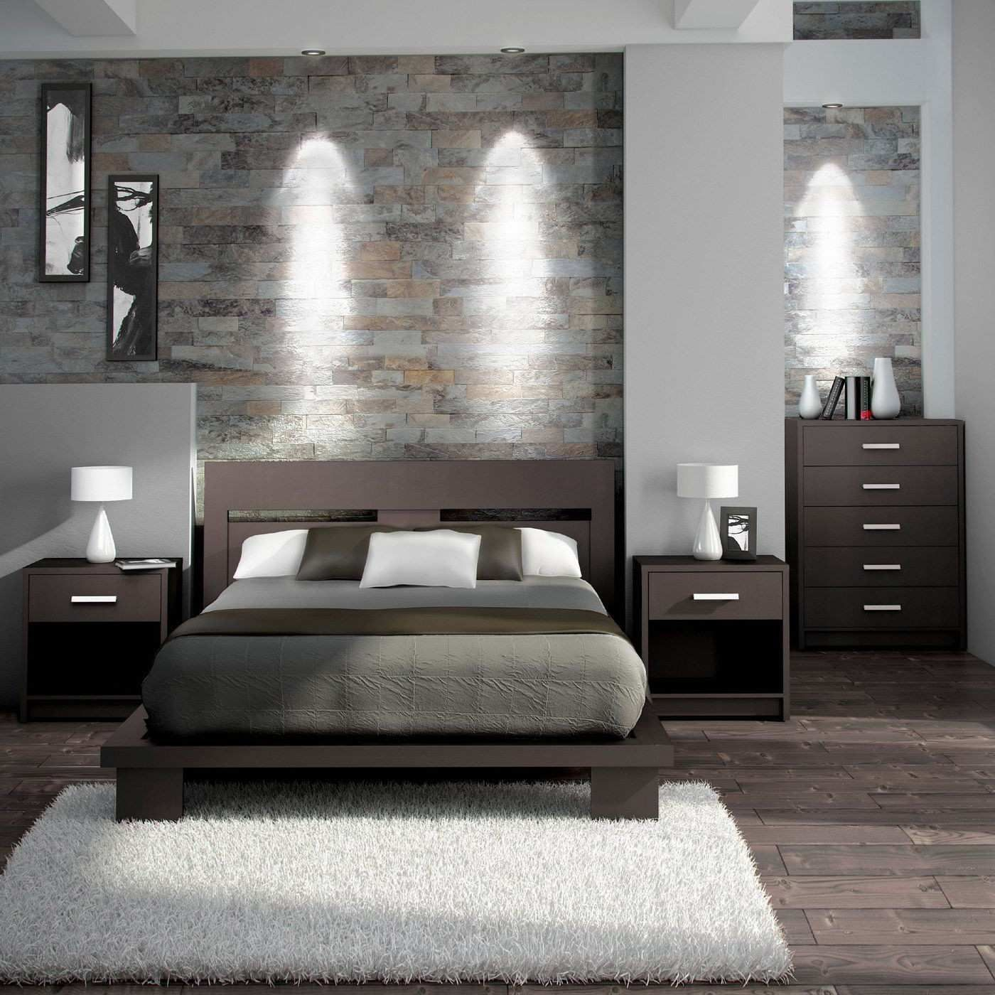 30 Awesome Image Of Mens Bedroom Furniture Elegant Modern
