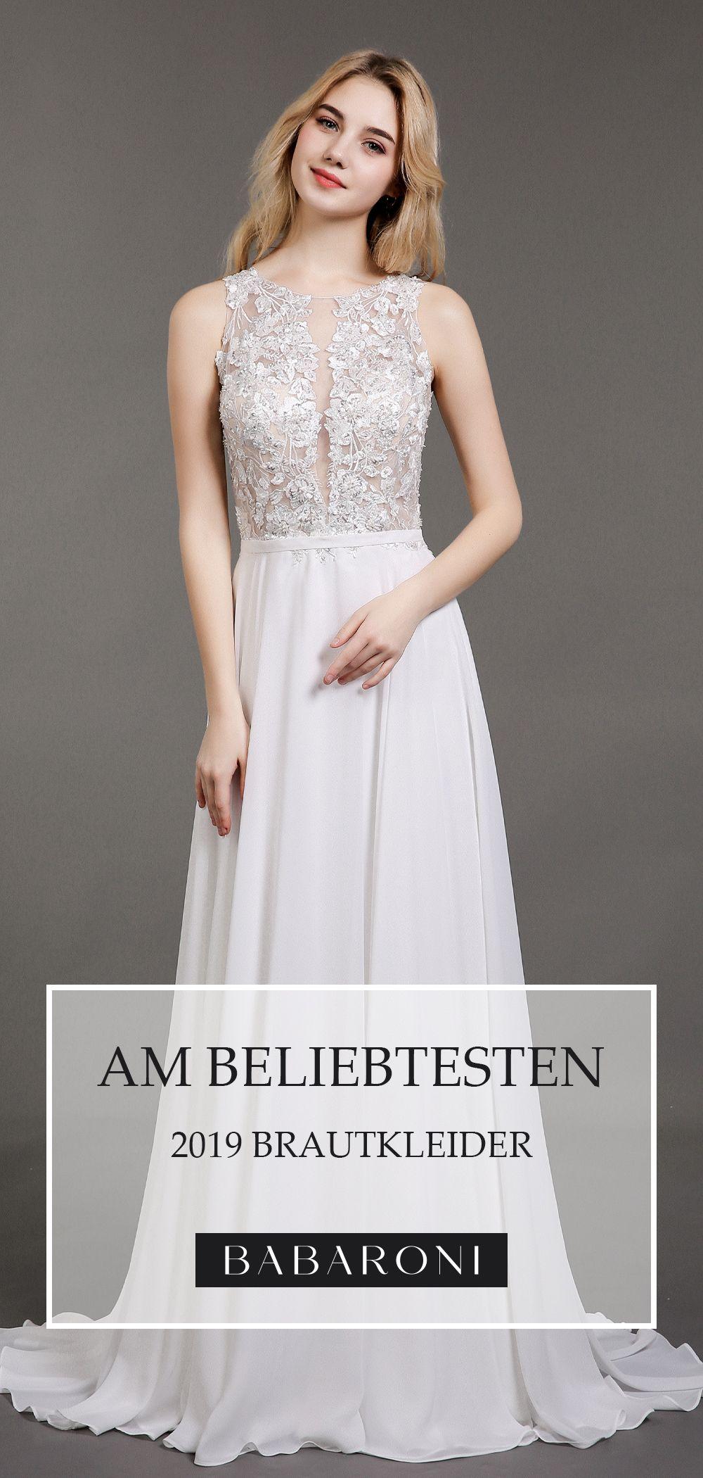 Babaroni Estelle  Luxus hochzeitskleider, Brautkleid