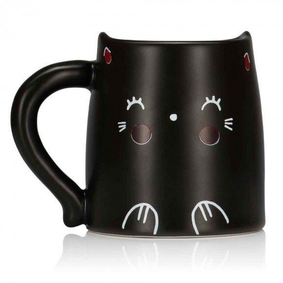 Oh K cat mug