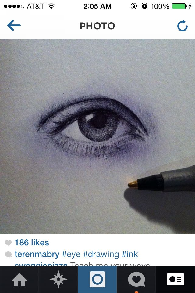 Eye could doodle forever.
