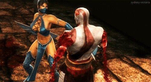 Adios Kratos | Mortal Kombat: Kitana | Kitana mortal kombat, Mortal