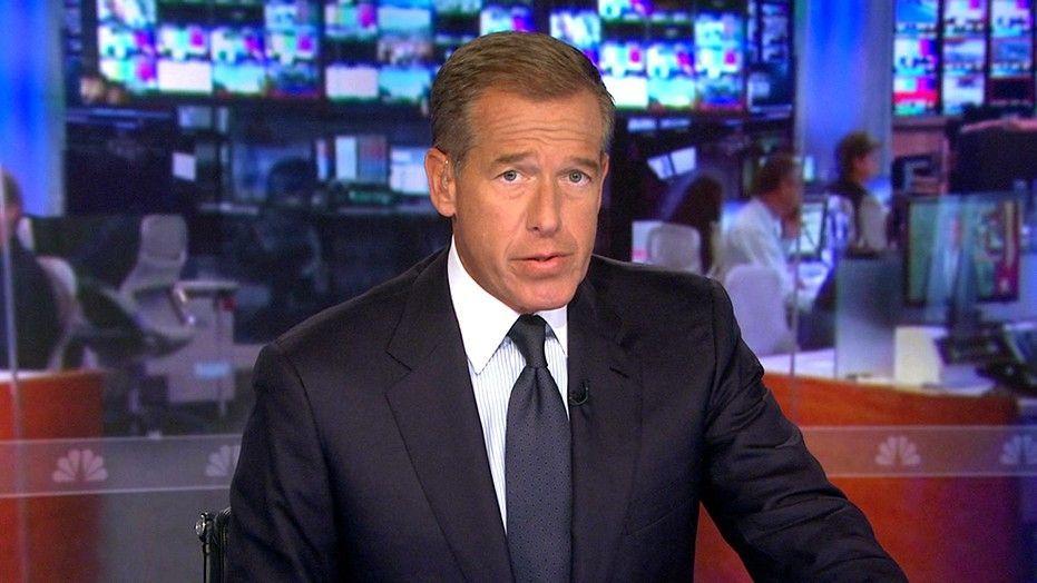 MSNBC's Brian Williams confuses Trump with Obama,