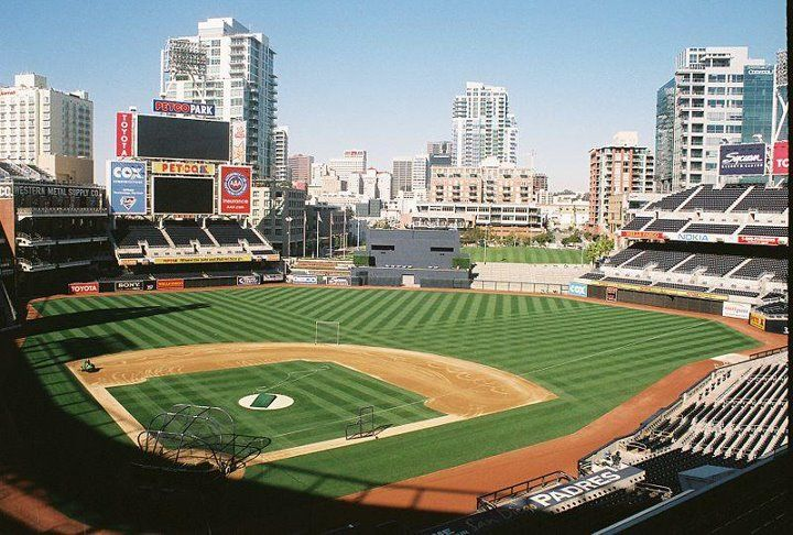 PETCO Park Home Of San Diego Padres Seating Capacity 42691 Opened 2004 Daily