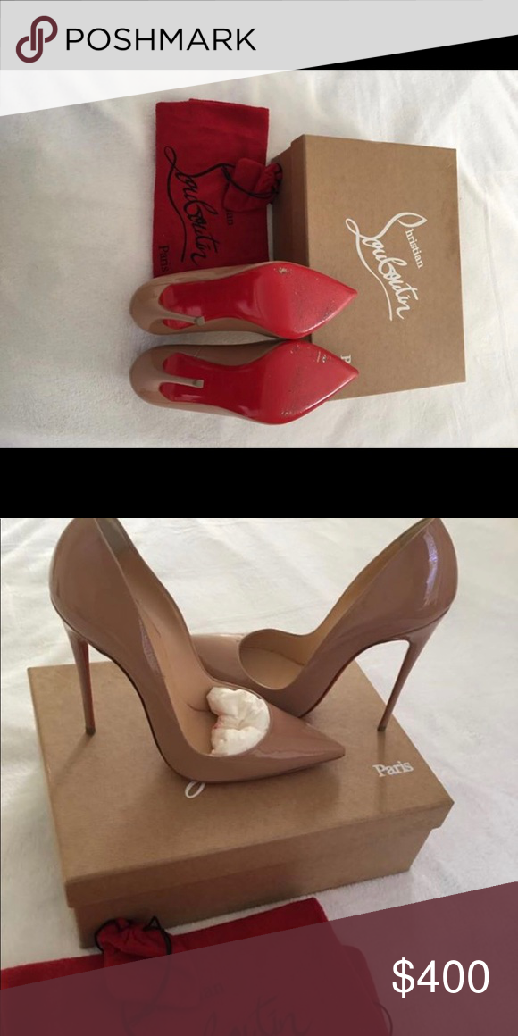 super popular 4a01b 0eead Christian Louboutin so Kate's I had got the shoes a size too ...