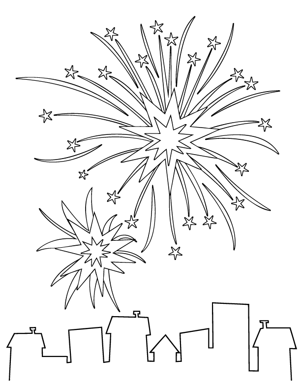 4th Of July Coloring Pages Sunday School Ideas Pinterest