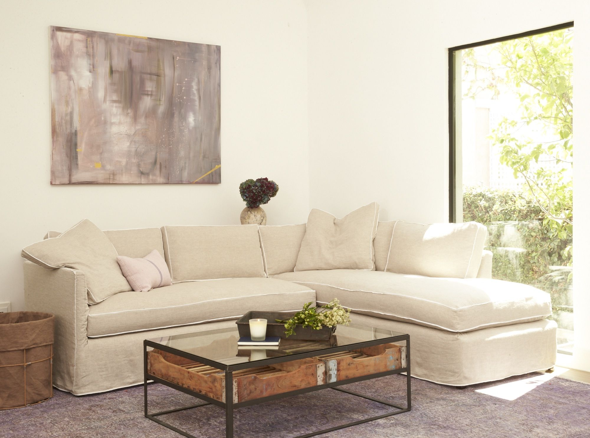 Renata Sectional From Cisco Home Sectional Sustainable