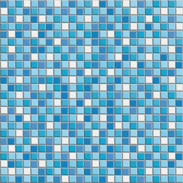 Blue And White Mixed Mosaic Pattern Texture Pisos Textura