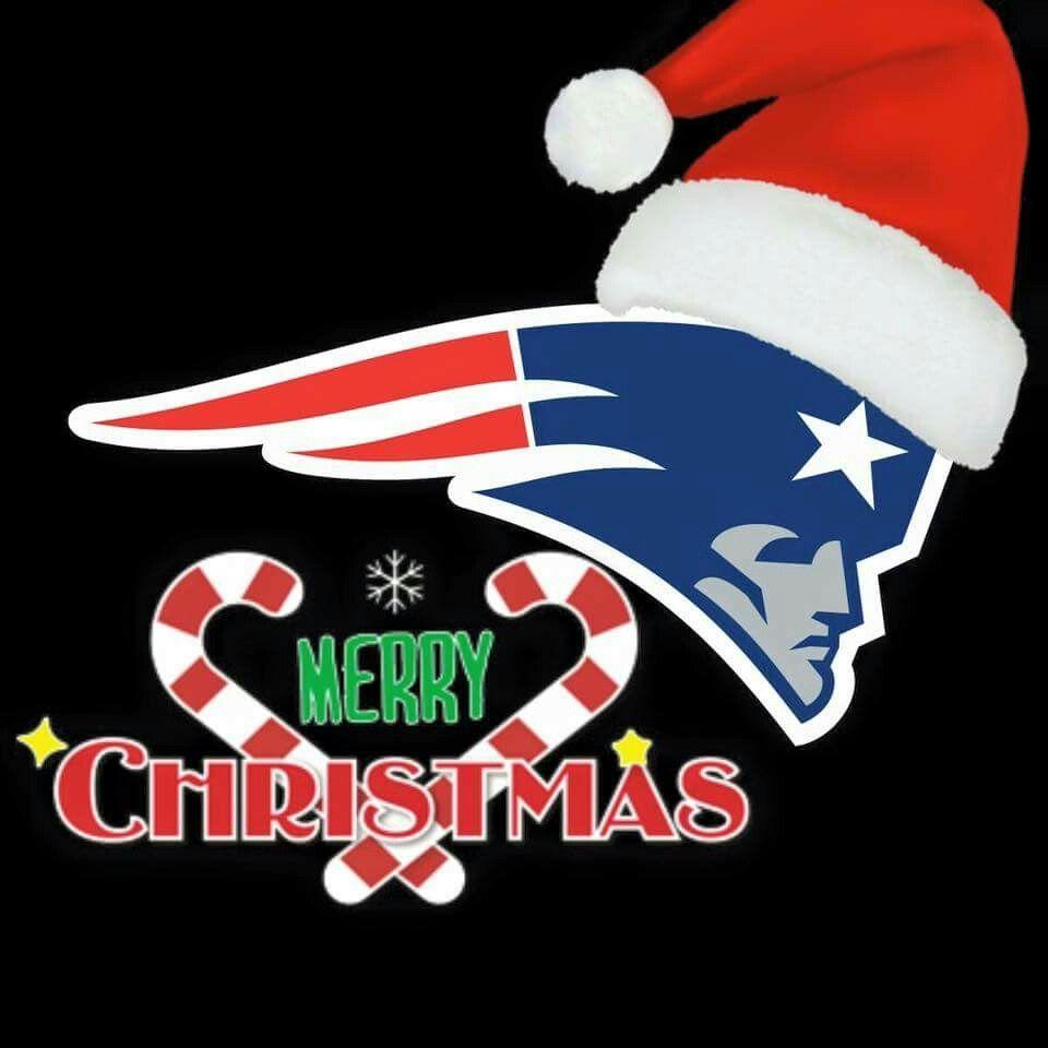 Merry Christmas New England Patriots Football New England Patriots Logo New England Patriots