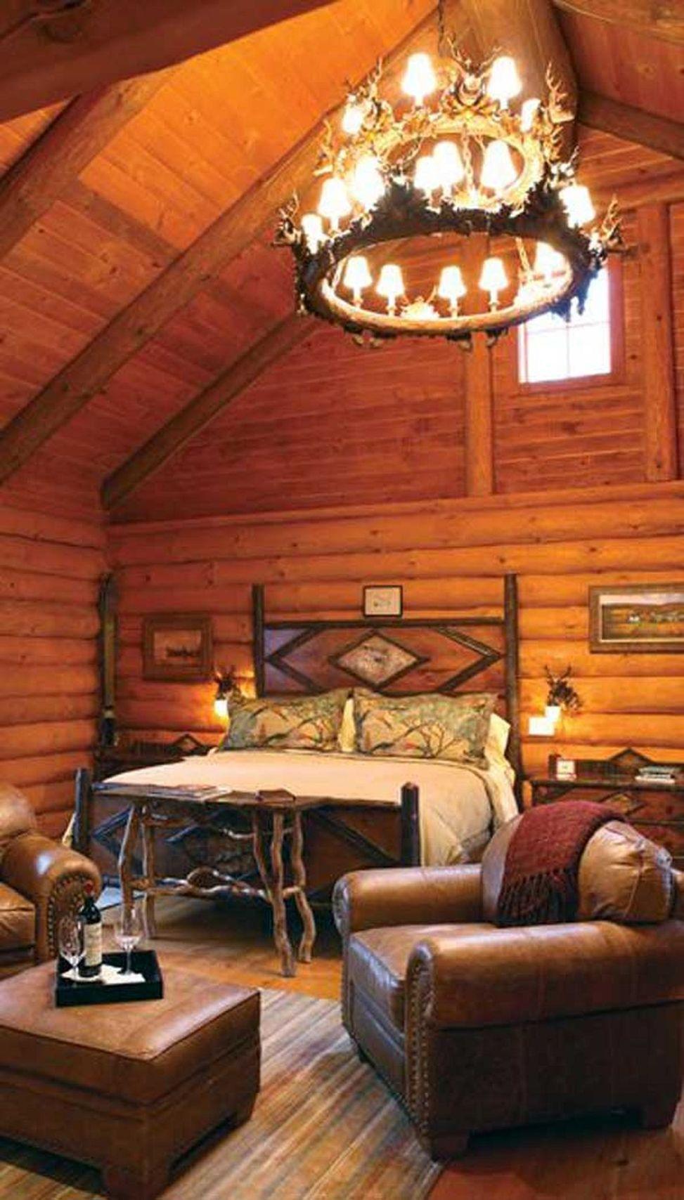 50 Incredible Rustic Master Bedroom Design Ideas   Rustic ...