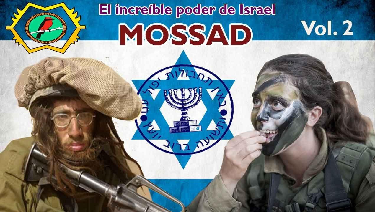 El Mossad - El increíble poder de Israel Vol. 2 | Viaje a europa, Los  increibles, Israel