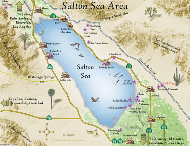 salton city california map Hold Salton City City Salton Sea Alton