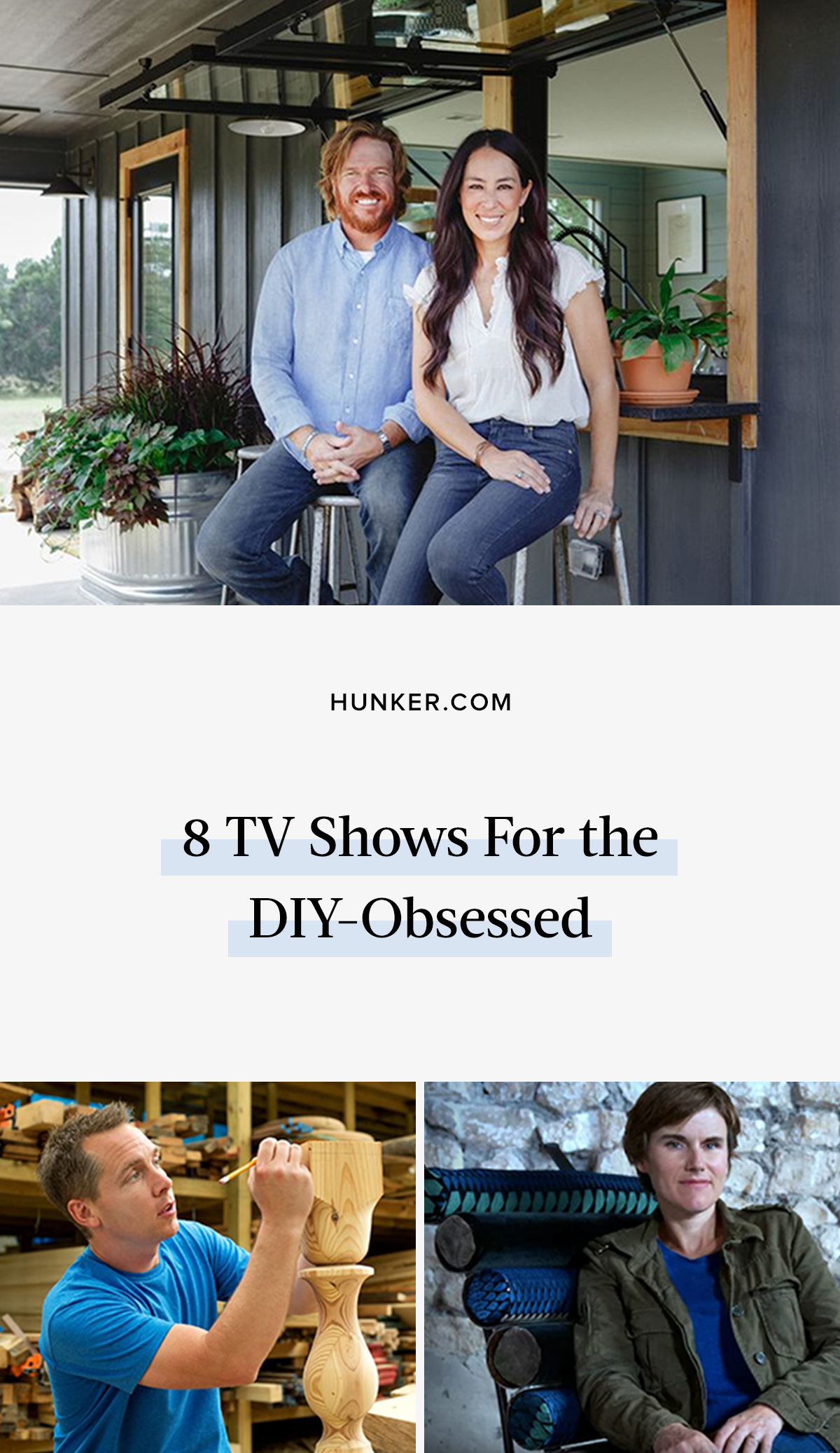 8 TV Shows to Watch If You're DIY-Obsessed | Great ...