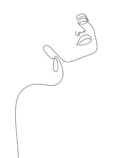 'Dreamy Girl' Posters - Explicit Design | AllPosters.com