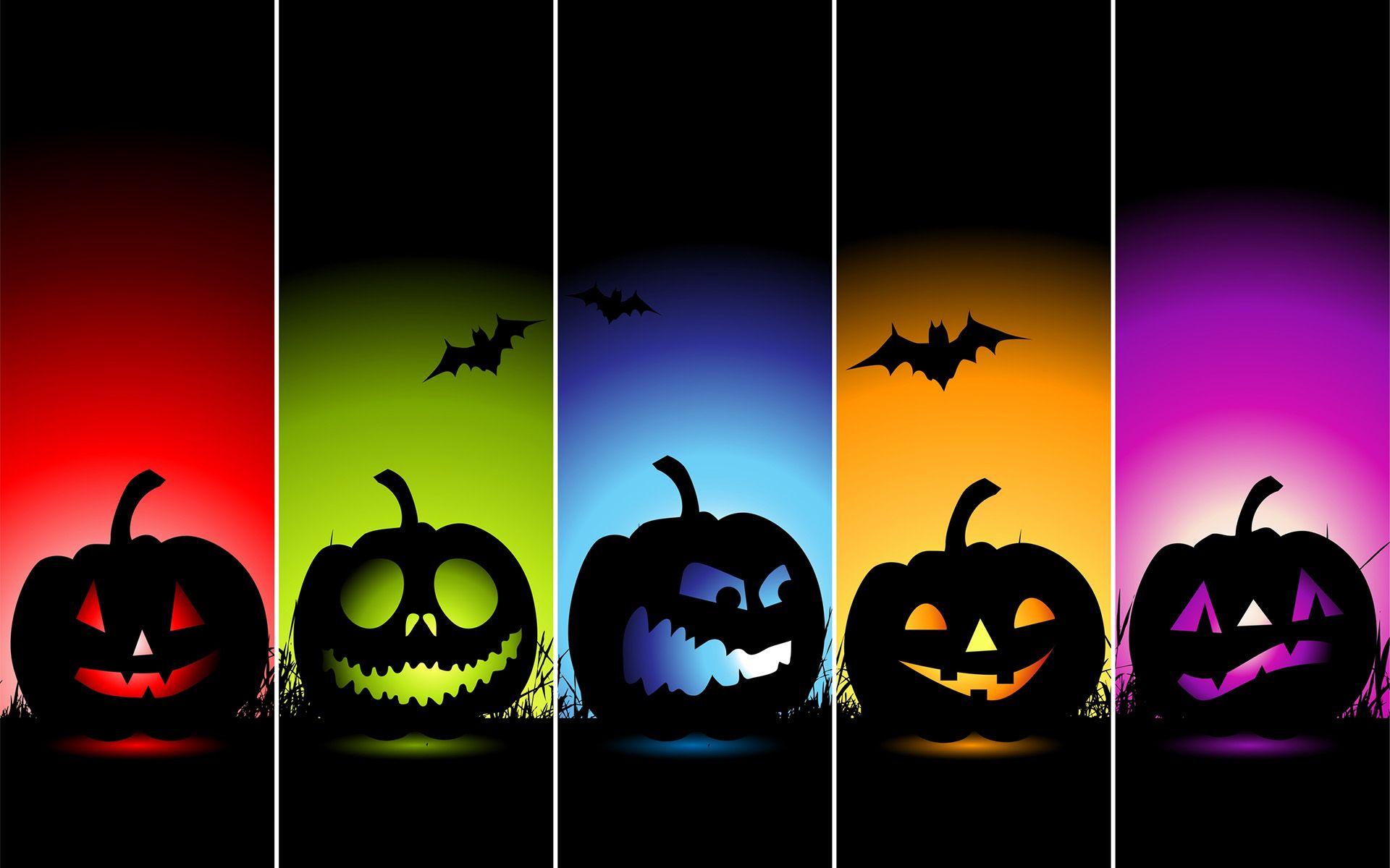 Jack O Lantern Wallpaper Photo Free Art Prints Halloween Desktop Wallpaper Halloween Backgrounds