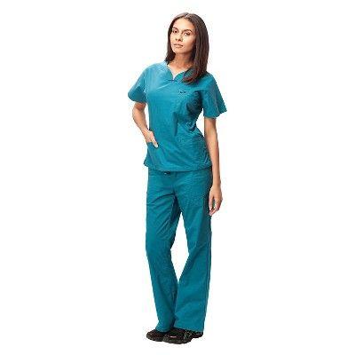 4df46407244 IguanaMed Flex II Scrub Pants - Teal (Blue) (Xxl)   Products   Scrub ...
