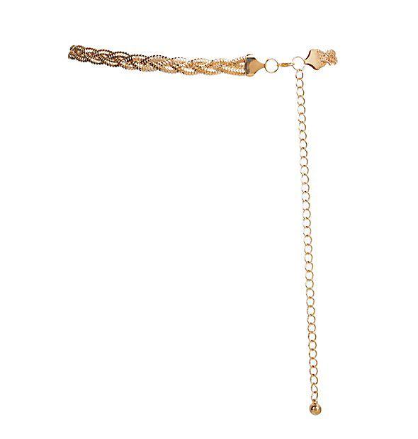 Gold belt, New Look