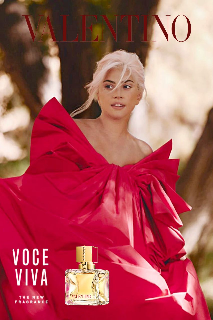 Fanmade Voce Viva posters - Fan Art - Gaga Daily in 2021 | Lady, Perfume  adverts, Lady gaga