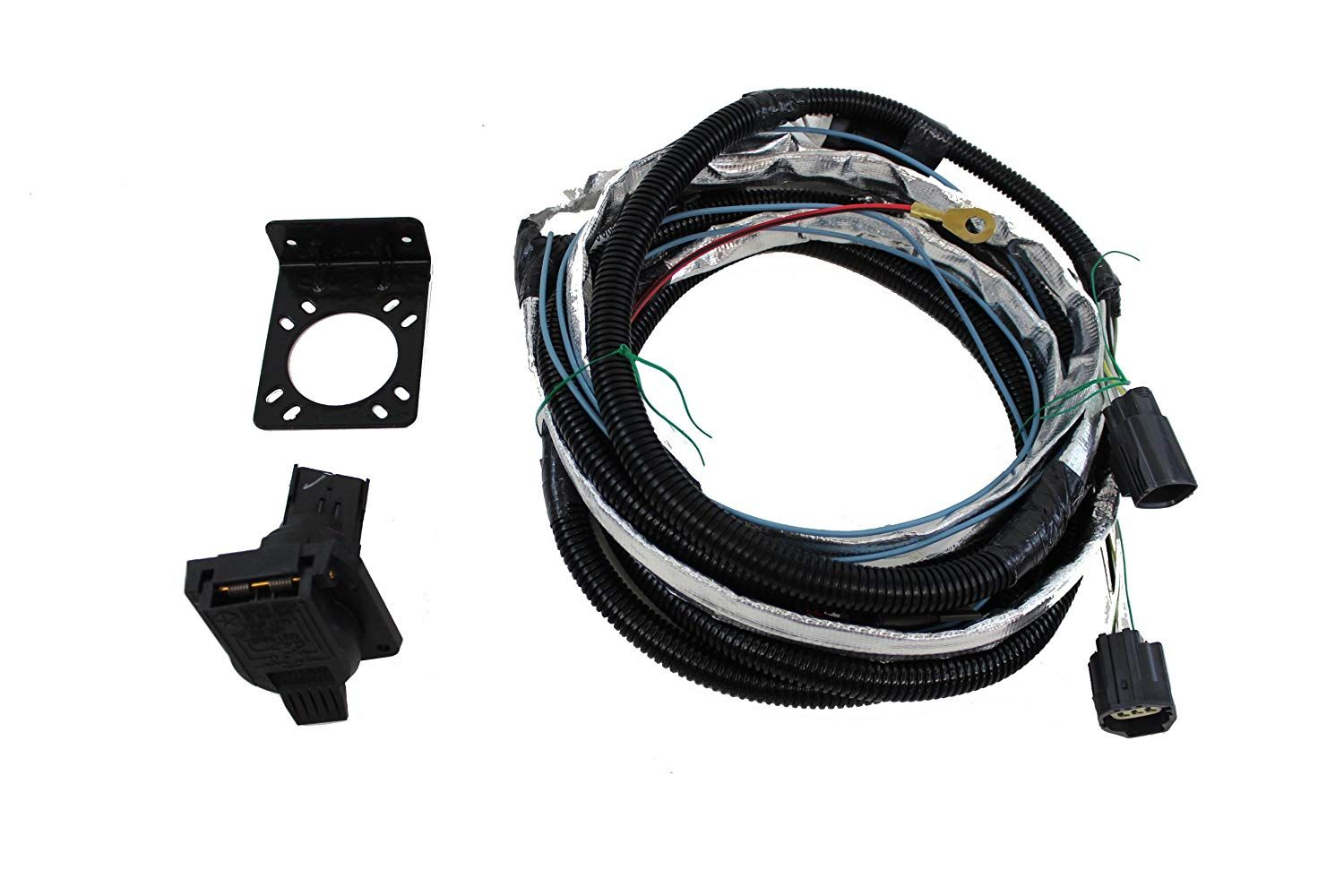 Genuine Jeep Accessories 82210214ab Trailer Tow Wiring Harness Visit The Image Link More Details This Jeep Accessories Jeep Wrangler Jk 2017 Jeep Wrangler