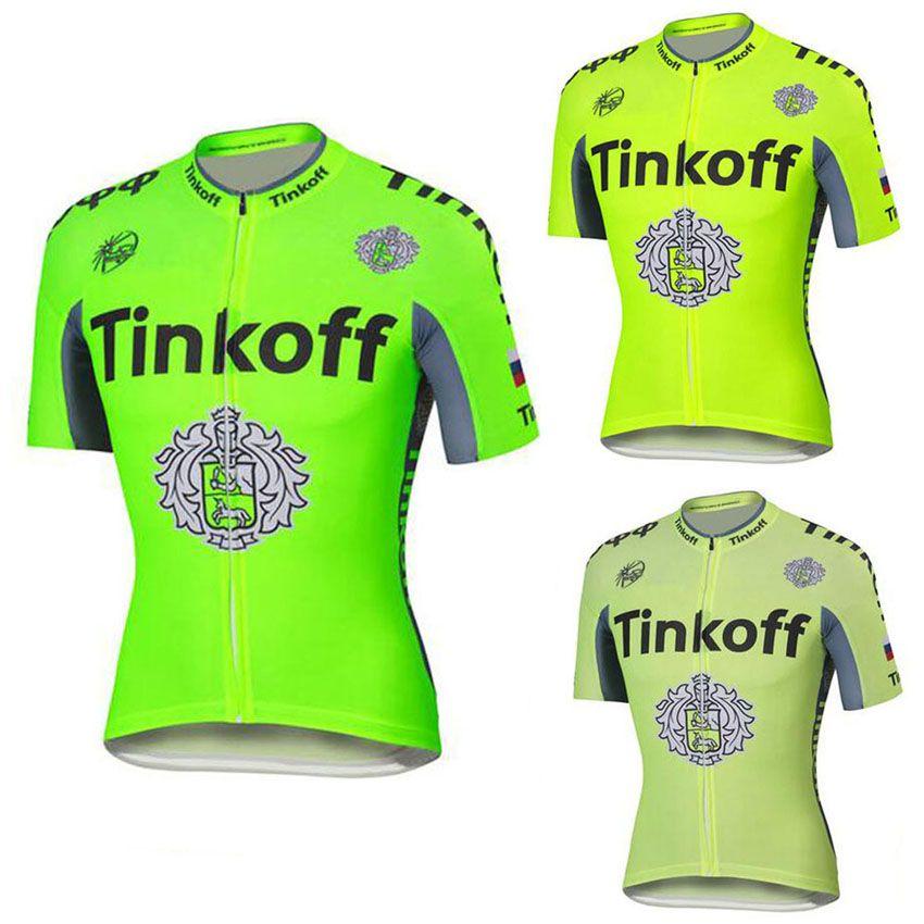 Clothing · 2016 New Tinkoff SAXO BANK Roupa Ciclismo Cycling Jerseys Breathable  Bicycle Cycling Clothing Quick 481796836