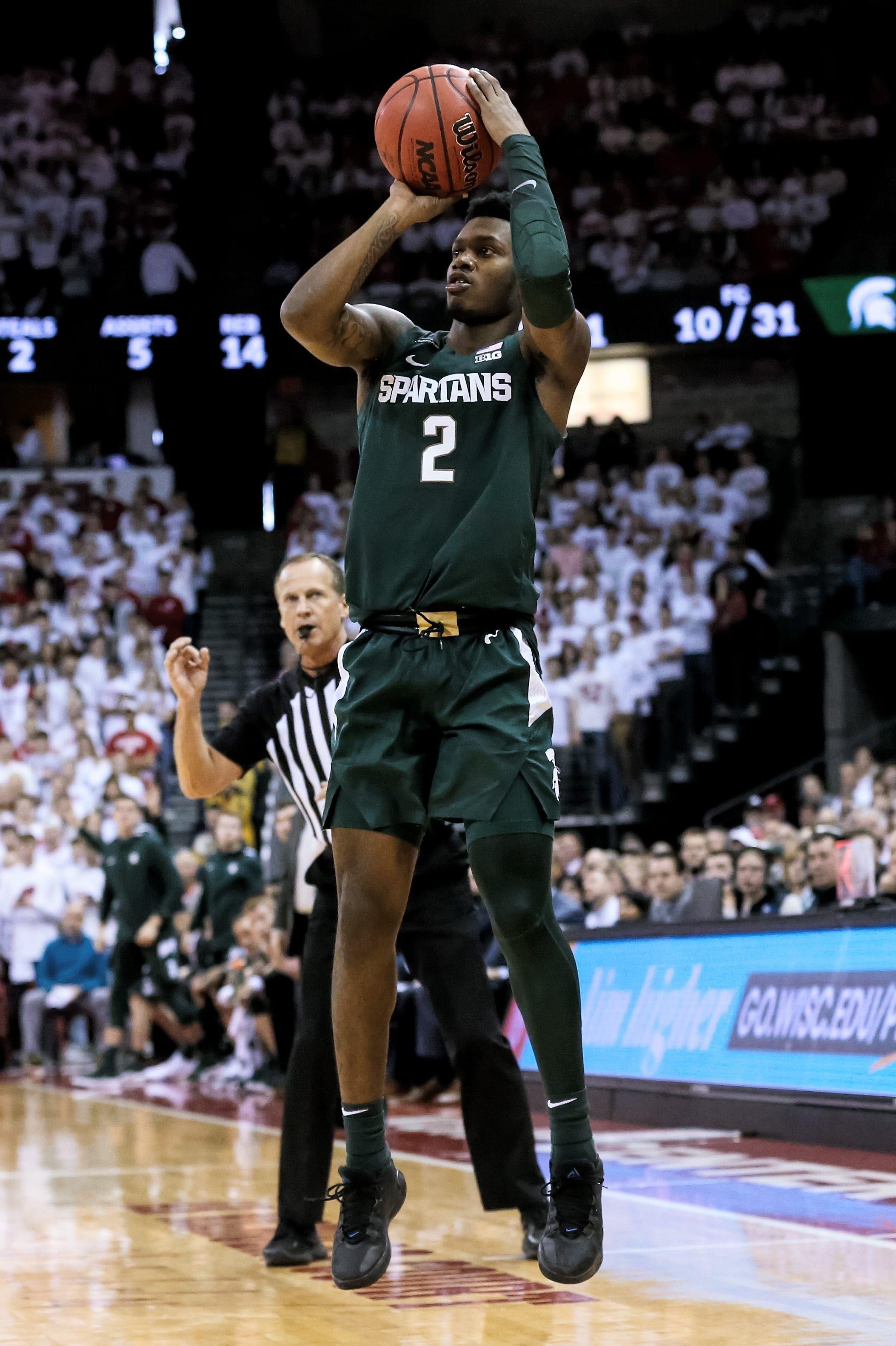 Why Michigan State Basketball Needs Rocket Watts To Be A Scorer In 2020 Michigan State Basketball Michigan State Michigan Sports
