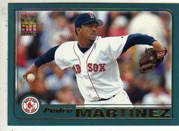 Pedro Martinez Rookie Card Pedro Martinez Pedro Martinez