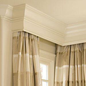 Formal Curtain Pelmets
