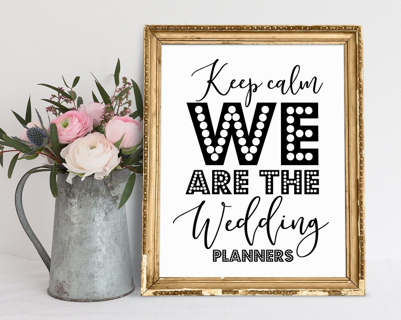 Pin By Maria Lahoz On Melenalahoz Gmail Com Wedding Planner Quotes Printable Wedding Sign Wedding Planner