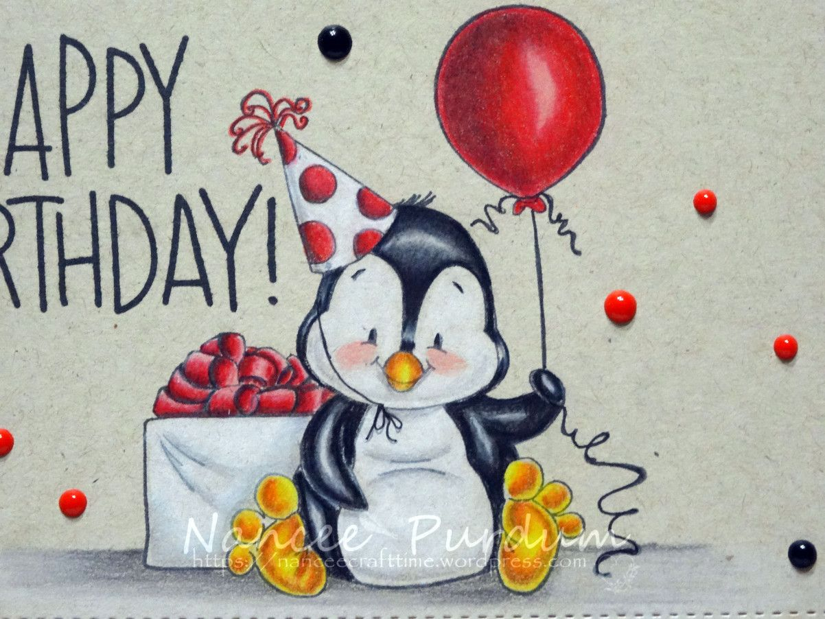 Birthday Cards 188 Happy Birthday Penguin Happy Birthday Cards Happy Birthday Images