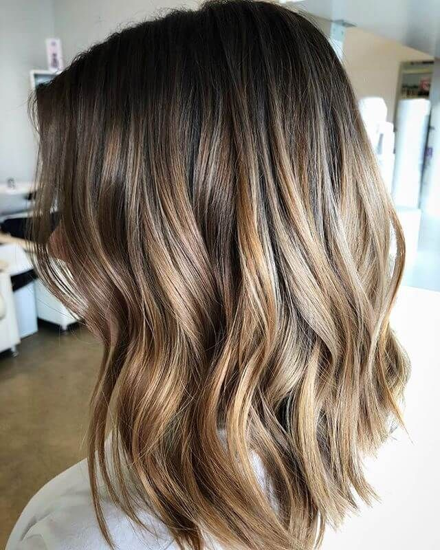 Elegant Brown Hair With Blonde Highlights Brown Hair With Blonde Highlights Brown Blonde Hair Brown Hair Balayage